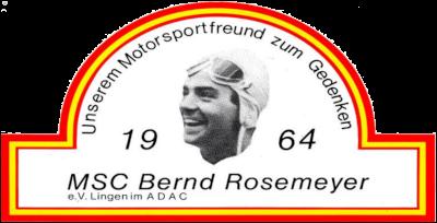Motorsportclub Bernd Rosemeyer e.V.